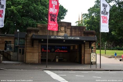st.james station